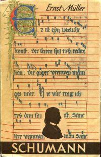 Robert Schumann. Eine Bildnisstudie.