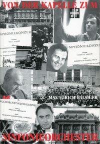 Von der Kapelle zum Sinfonieorchester. Der Bernische Orchesterverein (1877 - 1979) und seine Bedeutung für Berns Kulturleben.