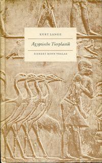 Ägyptische Tierplastik.