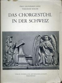 Das Chorgestühl in der Schweiz.