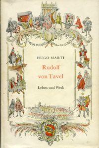 Rudolf von Tavel. Leben u. Werk.