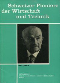 Adolf Dätwyler. 1883-1958.