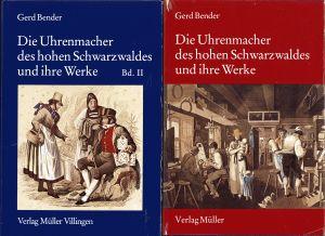 Die Uhrenmacher des hohen Schwarzwaldes und ihre Werke.