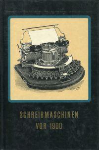 Schreibmaschinen und Schriften-Vervielfältigung.