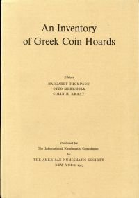 An Inventory of Greek Coin Hoards. Published for the International Numismatic Commission.