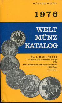 Weltmünzkatalog. 20. Jahrhundert ; 1976.