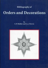 Bibliography of Orders and Decorations.