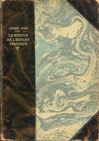 Le Retour de l'Enfant prodigue. Illustriert von Louis Jou.