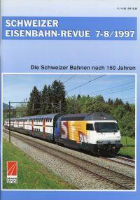 Die Schweizer Bahnen nach 150 Jahren.