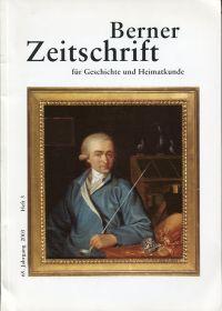 """""""Damit ich dem beständigen Anhalten meiner Frau endlich ein Ende mache"""". Jakob Samuel Wyttenbach (1748-1830) und sein Porträt von 1785."""