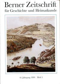 Zur Flusschiffahrt im Alten Bern. Wasserwege, Schiffe und Organisation.