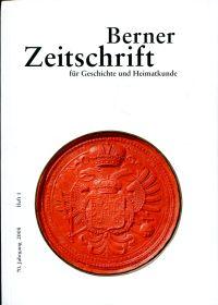 Auf dem Weg zur Adelsrepublik. Die Titulaturenfrage im Bern des 18. Jahrhunderts.