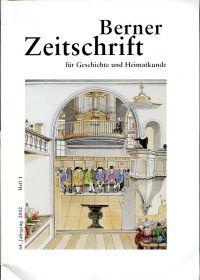 """""""Que ce réveil est beau!"""" Zur Erweckungsbewegung in Bern von 1818 bis 1831."""