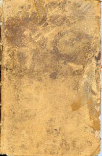 Samuelis Strykii, Dissertationum Juridicarum Francofurtensium Volumen novissimum sive V tum. Ex Jure Publico, Privato Feudaliet Statutario Materias. -  Volumen ultimum sive VI tum.