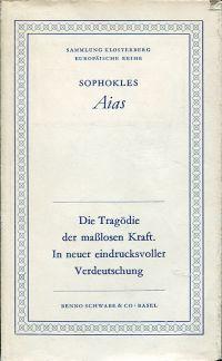 Aias. Übertragen von Emil Staiger.