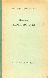 Expeditio Cyri. Edidit Walter Müri.