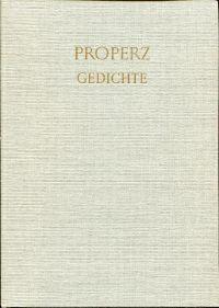 Gedichte. Lateinisch und Deutsch.