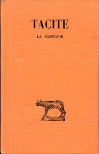 La Germaine. Texte établi et traduit par Jacques Perret.