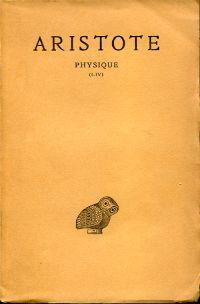 Physique, Tome1: (I - IV). Französisch - Griechisch.