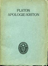 Apologie/Kriton. Deutsch von Otto Kiefer.