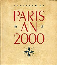 Almanach de Paris an 2000.