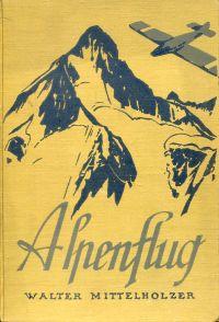 Alpenflug.