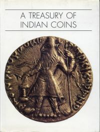 Treasury of Indian coins.