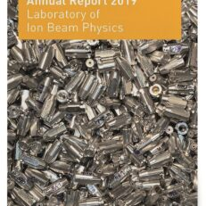Annual Report 2019 – Laboratory of Ion Beam Physics – ETH Zürich