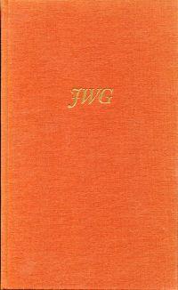 Schriften zu Literatur und Leben, zur Politik, zur Kunst und zur Naturwissenschaft. Hrsg. von Ernst Johann.