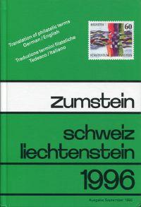 Zumstein: Schweiz/Liechtenstein 1996