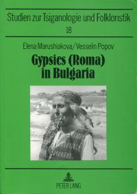 Gypsies (Roma) in Bulgaria.