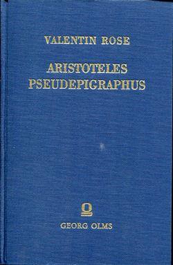 Aristoteles Pseudepigraphus.