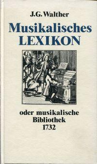 Musikalisches Lexikon oder musikalische Bibliothek.