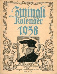 Zwingli-Kalender 1958.