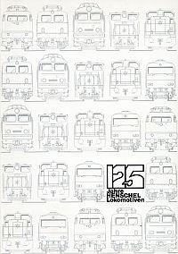 125 Jahre Henschel-Lokomotiven.