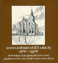 1000 Jahre Stift Vilich 978-1978. Beiträge zu Geschichte und Gegenwart von Stift und Ort Vilich.