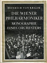 Die Wiener Philharmoniker. Monographie eines Orchesters.